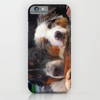 iPhone & iPod Case featuring Puppy Love by Robin Curtiss
