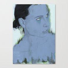 Reproach Canvas Print