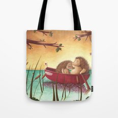 A life together Tote Bag
