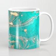 Ocean Gold Mug