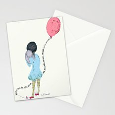When I Saw You I Fell In Love 2 Stationery Cards