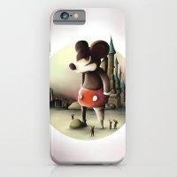 Mickey's Kingdom iPhone 6 Slim Case