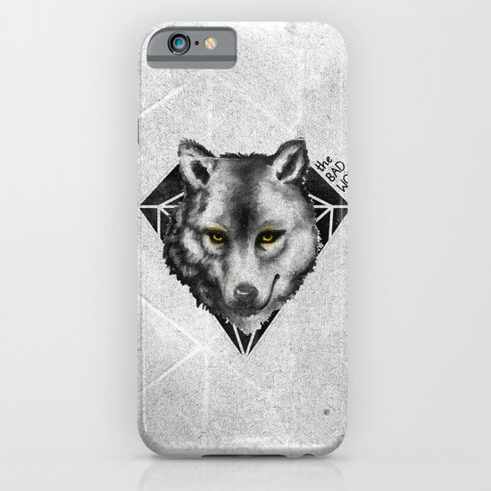 The Bad Wolf iPhone & iPod Case