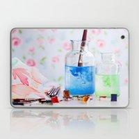 Watercolors. Laptop & iPad Skin