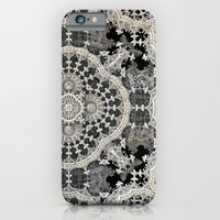 Old Lace iPhone 6 Slim Case