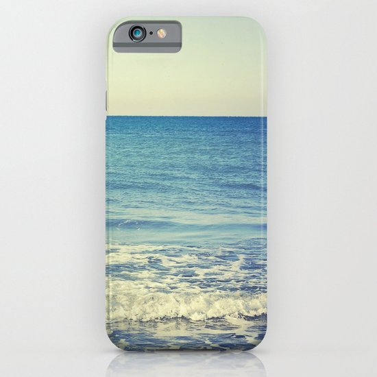 in the arms of the Ocean iPhone & iPod Case