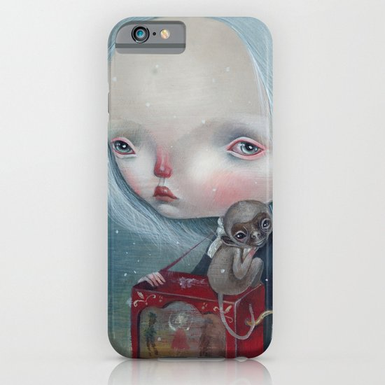 The sea is calm iPhone & iPod Case