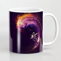 Space Surfing Mug