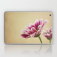 Flowers are the music of the ground Laptop & iPad Skin