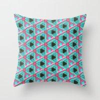 Jfivetwenty Tessellatio… Throw Pillow