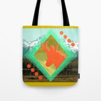 Chamois D'or Tote Bag