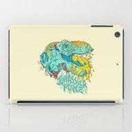 Jurassick Puke iPad Case