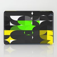 Circles Forever iPad Case