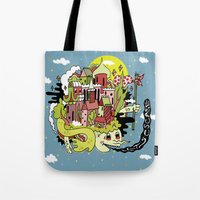A Place To Escape. Tote Bag