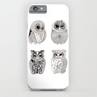 iPhone & iPod Case featuring OWL by Maureen Placente