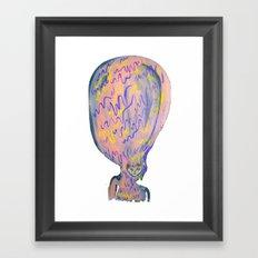 SOUL SAILOR no.2 Framed Art Print