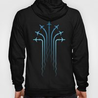 Crossing the sky Hoody