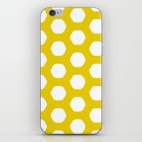 Paulsen Yellow iPhone & iPod Skin