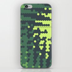 15 Smiles iPhone & iPod Skin