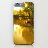 iPhone & iPod Case featuring Let it rain... by Gioele Fusaro