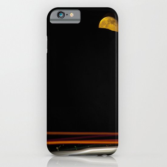 Moon on the 5 iPhone & iPod Case
