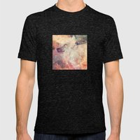 Mystic Mens Fitted Tee Tri-Black SMALL