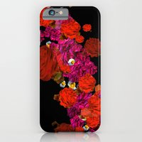 iPhone & iPod Case featuring roses by Marcella Wylie