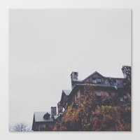 Urban Explorers Canvas Print
