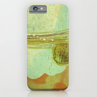 iPhone & iPod Case featuring storm at the bay by Laura Moctezuma