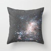 Music Show Throw Pillow