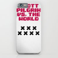 iPhone & iPod Case featuring Scott Pilgrim vs. The World by Martin Lucas