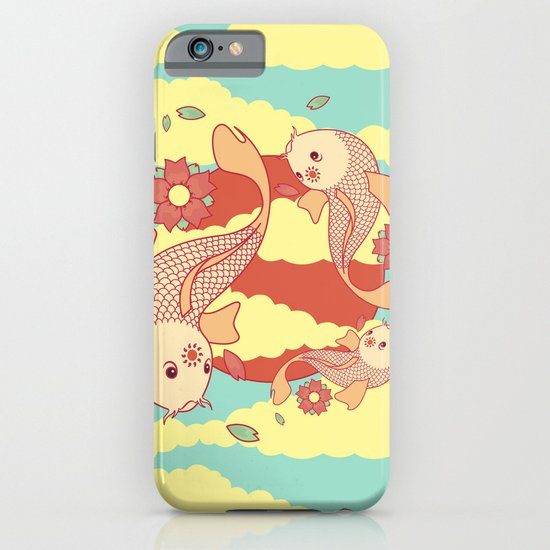 go with the flow iPhone & iPod Case