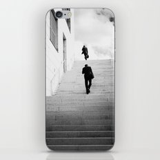 Climbing Higher iPhone & iPod Skin