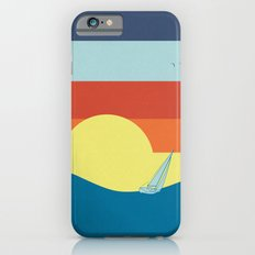 Sailing To The Sunset iPhone 6 Slim Case