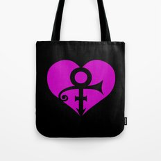 A Prince Has Fallen  |  Tribute Tote Bag