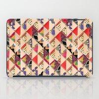 Bright Collage iPad Case