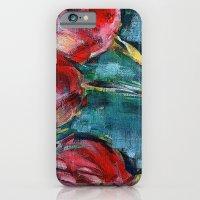 iPhone & iPod Case featuring Tulips by Ellen van Deelen