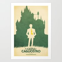 Lupin III: The Castle Of… Art Print
