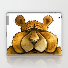 Beary sorry. Laptop & iPad Skin