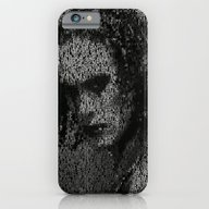 iPhone & iPod Case featuring The Crow by Robotic Ewe
