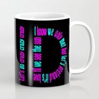 One Direction - Crazy, C… Mug