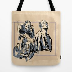 Floki Sketches 2 Tote Bag