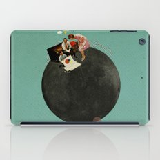 Life on Earth   Collage iPad Case