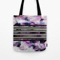 Tote Bag featuring Blossom // by Georgiana Paraschiv