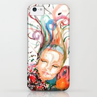 "iPhone 5c Cases featuring ""Be You"" by Leonardo Huatuco"