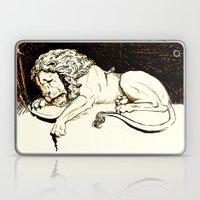 Comic Art: Brave Soul Laptop & iPad Skin