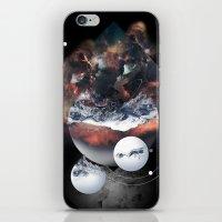 Crystal Nebula iPhone & iPod Skin