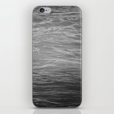 black velvet iPhone & iPod Skin