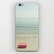 A deep breath. iPhone & iPod Skin