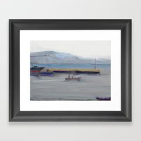 PORTO 958 Framed Art Print